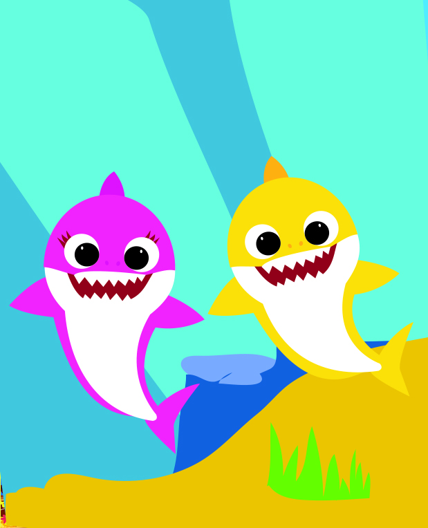 The Baby Shark Show (featuring The Little Mermaid) – Garage